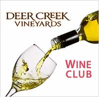 Join Deer Creek Winery Wine Club