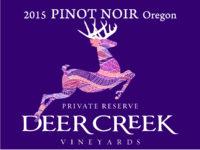 Private Reserve Pinot Noir 2015 – Bottle