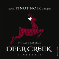 2014 Pinot Noir Private Reserve